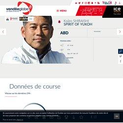 Kojiro SHIRAISHI - Vendée Globe 2016-2017