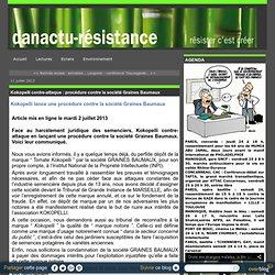 Kokopelli contre-attaque : procédure contre la société Graines Baumaux