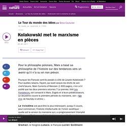 Kolakowski met le marxisme en pièces