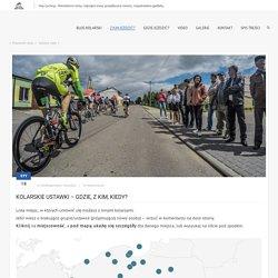 Kolarskie ustawki - gdzie, z kim, kiedy? - Hop Cycling