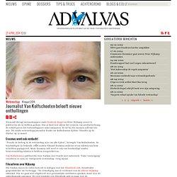 Journalist Van Kolfschooten belooft nieuwe onthullingen