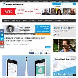 Kolibree, la brosse à dent connectée made in France, se lance sur Kickstarter