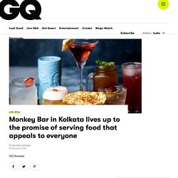 Best Pubs in Kolkata: Monkey Bar in Kolkata at GQ India