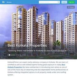 Kolkata Real Estate Is Booming