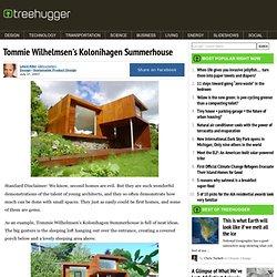 kolonihagen summerhouse