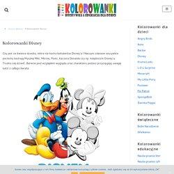 Kolorowanki Disney do wydruku