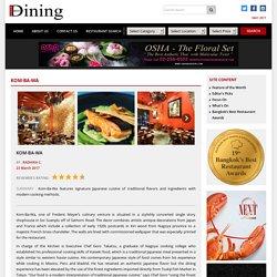 Kom Ba Wa – Bangkok Best Dining