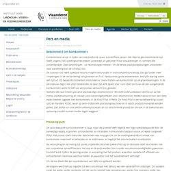 Bekommerd om komkommers > Instituut voor Landbouw en Visserijonderzoek > Alle media - Instituut voor Landbouw- en Visserijonderzoek (ILVO)