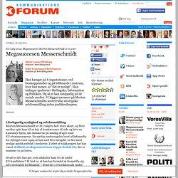 EU-valg 2014: Megasuccesen Morten Messerschmidt er en ener