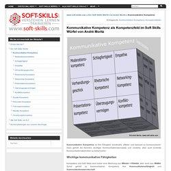 Kommunikative Kompetenz als Kompetenzfeld im Soft Skills Würfel