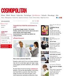 Typisch Frau! Sind Sie auch immer zu nett? | Richtig mit Männern kommunizieren | Job+Karriere | Cosmopolitan.de