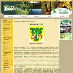 Zabytki gminy Komorniki na stronie Makroregionu WPN