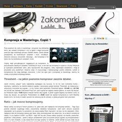Zakamarki Audio – Domowe Studio Nagrań