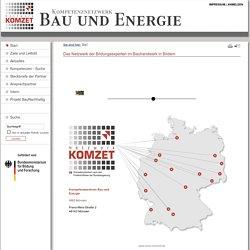 Komzet-Netzwerk Bau