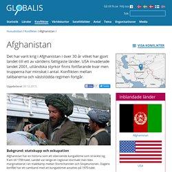 Konflikten i Afghanistan