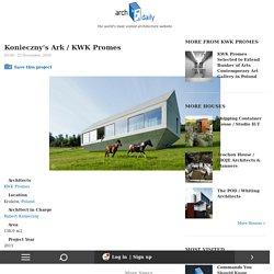 Konieczny's Ark / KWK Promes