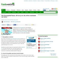 Het Koningslied-fiasco: dit kun je er als online marketeer van leren