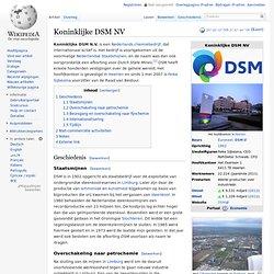 Koninklijke DSM NV