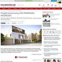 Projekt konkursowy 022 PIERWSZA NAGRODA - Dział dedykowany