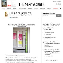 Maria Konnikova Archives - The New Yorker