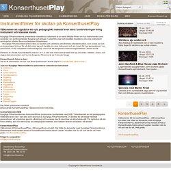 KonserthusetPlay