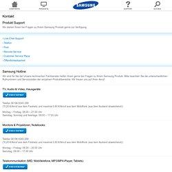 Kontakt - Samsung