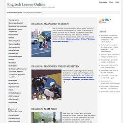 Konversation - Englisch Lernen Online