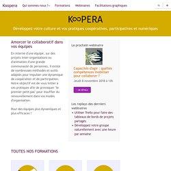 Koopera : PagePrincipale