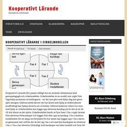Lärande i cirkelmodellen – Kooperativt Lärande