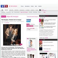 The Kooples, l'histoire de la marque - Mode