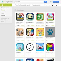 korean kids - Aplicaciones de Android en Google Play