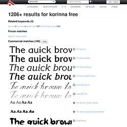 korinna free (1119