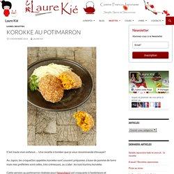 Korokke au potimarron - Laure Kié