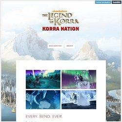 KORRA NATION