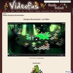 Donjon Korriandre - Videofus Fansite