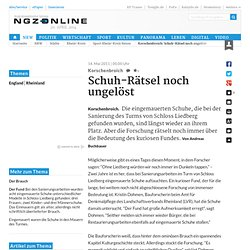 Korschenbroich: Schuh-Rätsel noch ungelöst
