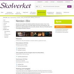Norden i Bio - norska och danska kortfilmer för elever mellan 10 och 19 år