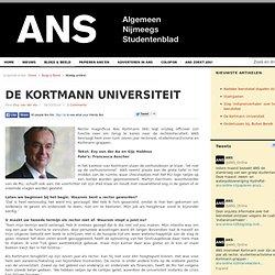 *ANS: De Kortmann Universiteit