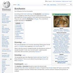 Korybantes - Wikipedia