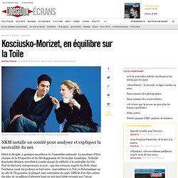 Kosciusko-Morizet, en équilibre sur la Toile