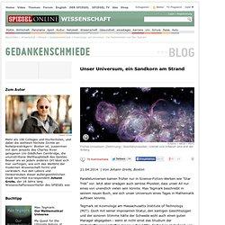 Kosmologie und Universum: Die Parallelwelten von Max Tegmark