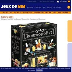 Kosmopolit: jeu de société chez Jeux de NIM
