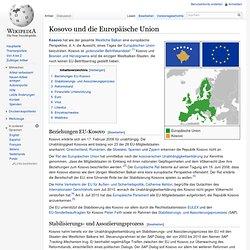 Kosovo und die Europäische Union