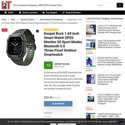 Buy Kospet Rock 1.69 inch Smart Watch