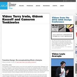 Terry Irwin, Gideon Kossoff and Cameron Tonkinwise