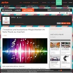7 kreative und kostenlose Möglichkeiten im Netz Musik zu machen