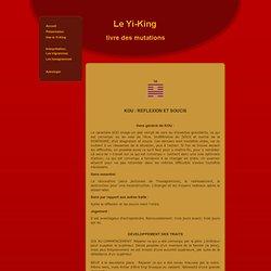 KOU 18e hexagramme du Yi-King