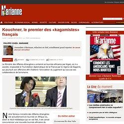 Kouchner, le premier des «kagamistes» français
