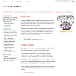 Koululehtikone.fi ja Kansikuva.fi