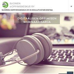 Suomen eOppimiskeskus ry:n koulutustarjontaa